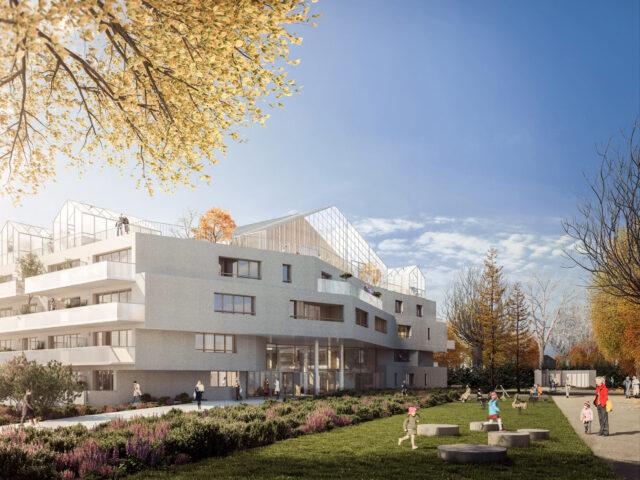 Architectes Atelier Pierre Champenois