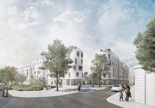 Architectes Fernandez & Serres + Enet & Dolowy