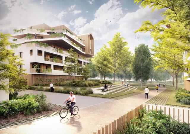 Architectes Golhen + D'ici là + Caradec & Risterucci