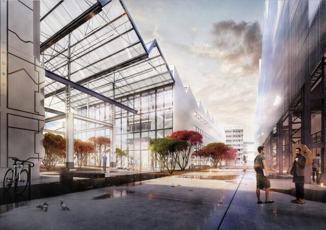 Architectes LIN + Avignon Clouet + Franklin Azzi