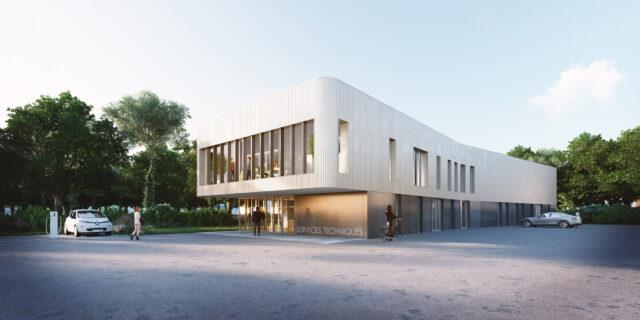 Architecte Bertin Bichet Architectes
